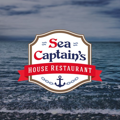 Redesign of Oceanfront Restaurant Logo