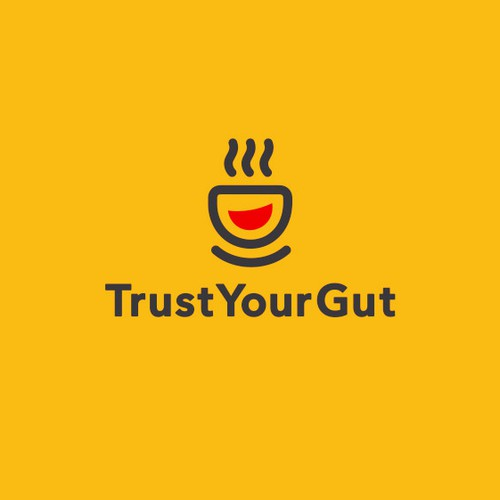 «TrustYourGut» logo