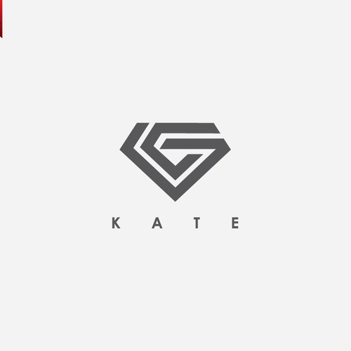 Create a youthful, fun and elegant logo for a jewelry line.