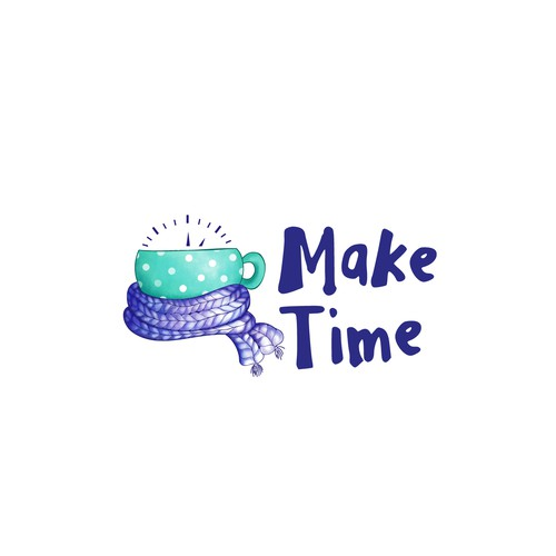 Logo for knitting kits