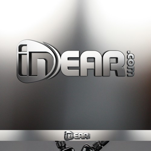 Logo design for inear.com