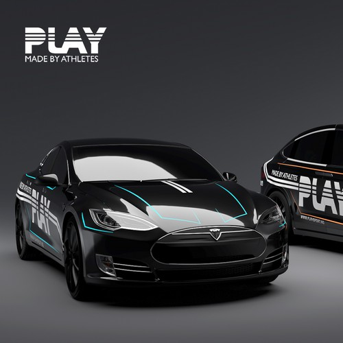Play Sport Teslas