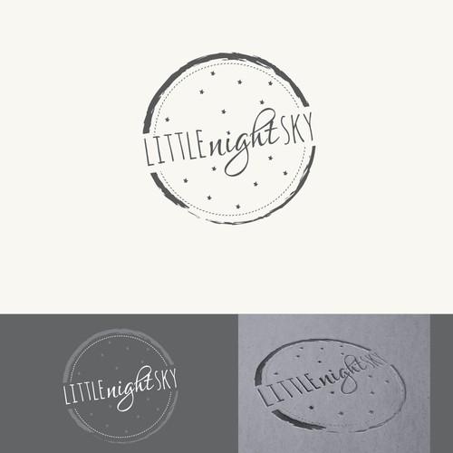 Logo design for Little Night Sky