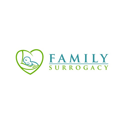Design a logo for an international surrogacy company