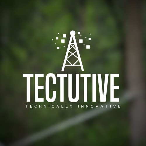 Tectutive Logo Mock One Color