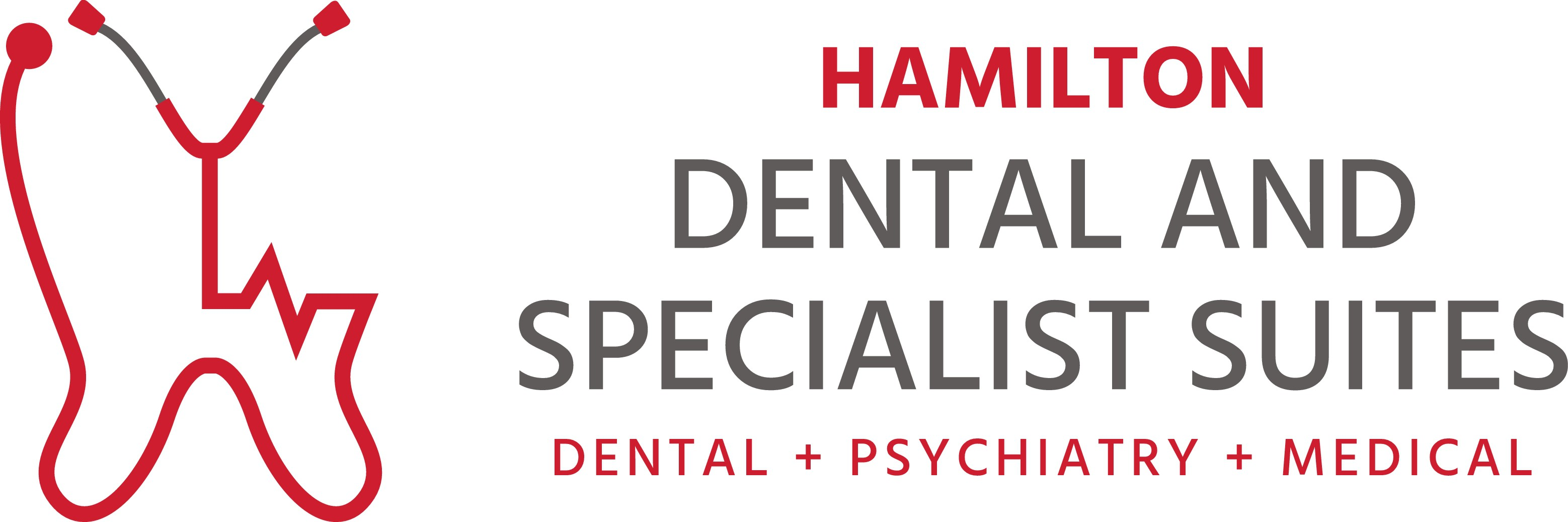 Logo for combined Dental and Medical/ Psychiatric clinic