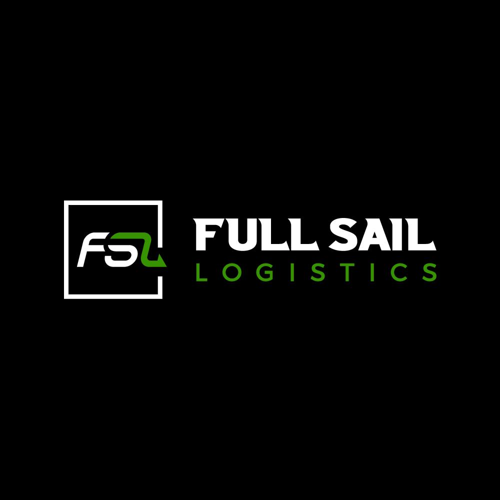 Logo Design for Innovative Logistics Startup