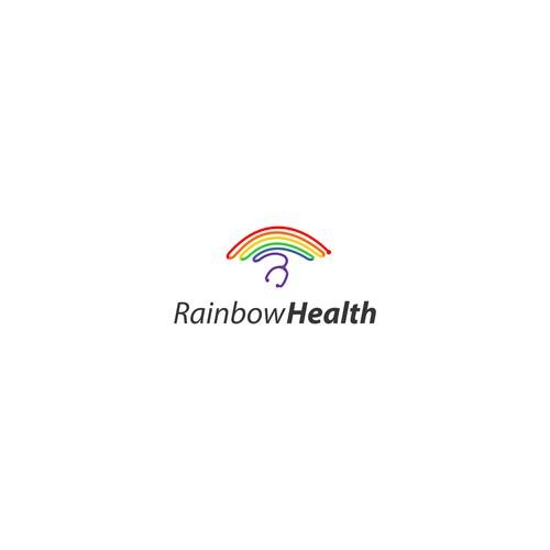 Logo Design for Rainbow Health