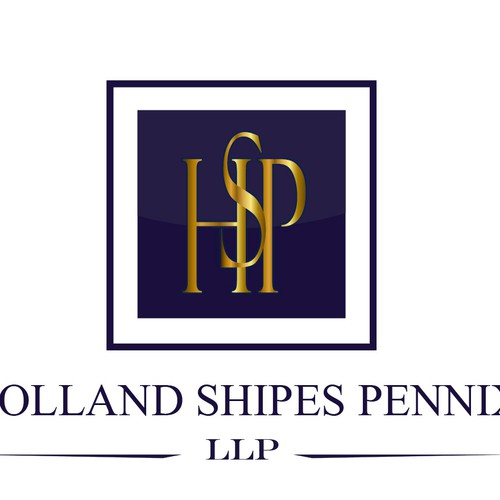 Create a fresh & sophisticated logo for Holland Shipes Pennix LLP