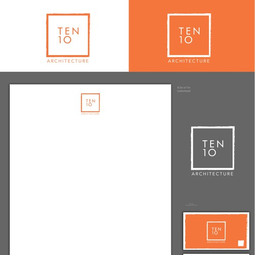 Ten10 Architecture needs Branding - Young firm with lofty goals!