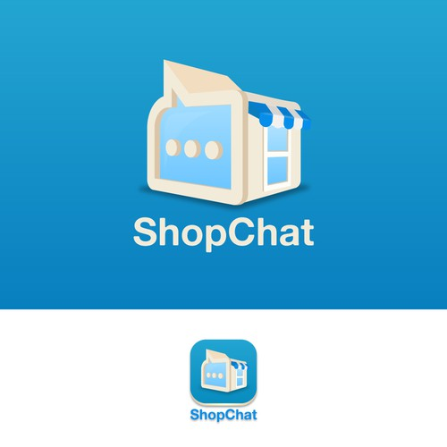 ShopChat App Design