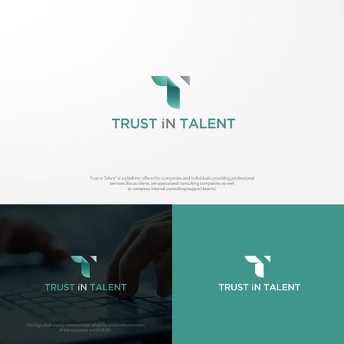 Professional Service Platform Logo