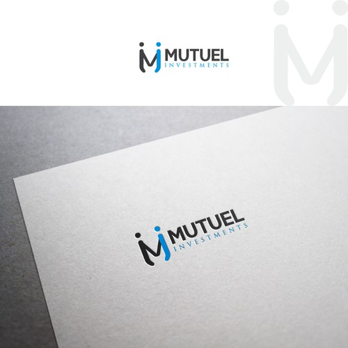 Mutual Investment Logo Design