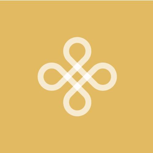 WellConnected - Logo design