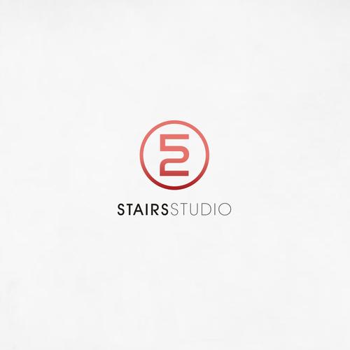 52 Stairs Studio Logo Update
