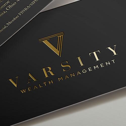 Logo for financial advisor