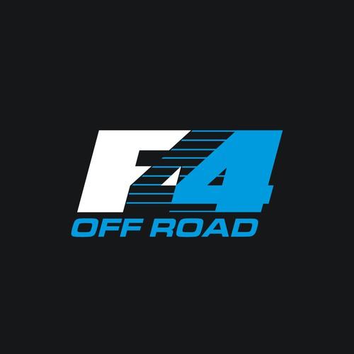 F4 Off Road Logo