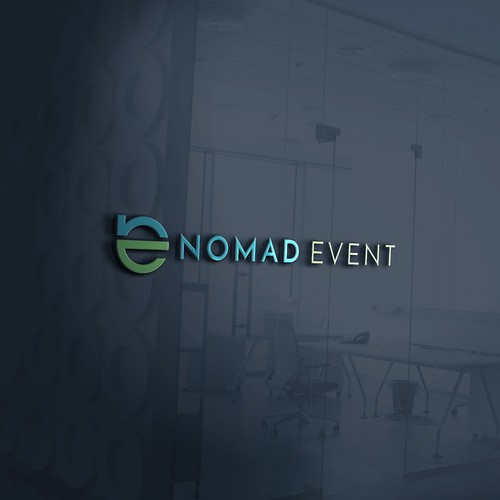 Simple Logo Style for Nomad Event