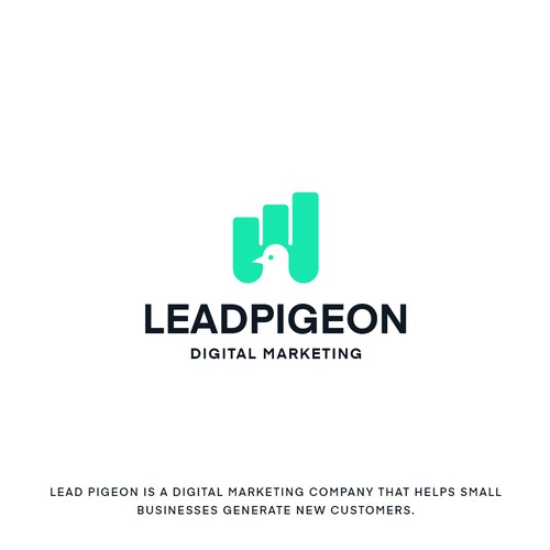 LeadPigeon Logo