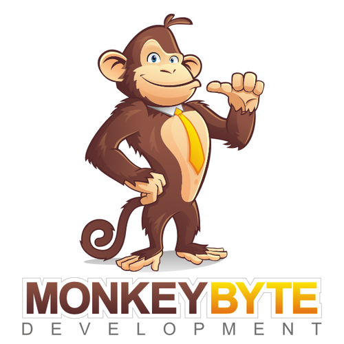 New logo wanted for Monkey Byte Development