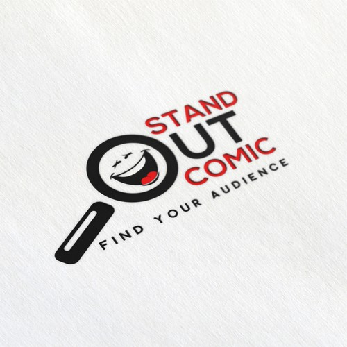 Design A Logo For Comedy Marketing Company