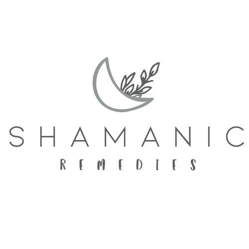 Shamanic/pagan business needs crisp, clean logo