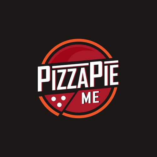 PIZZA PIE ME Creative Logo Design