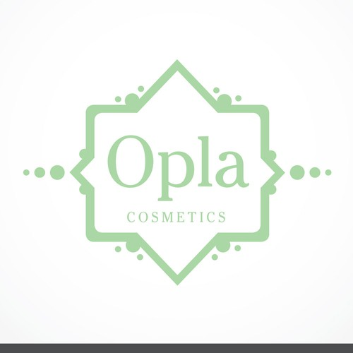 Opla Cosmetics needs a LOGO