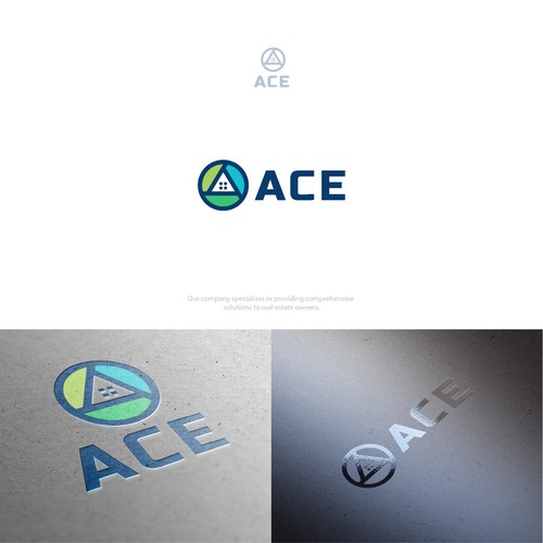 Logo concept for real estate owners