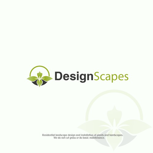 a design for landscaping company