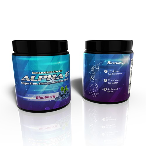 Alpha G Energy Drink