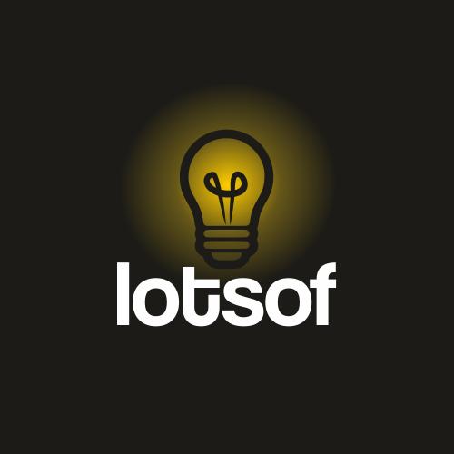 simple logo with good idea