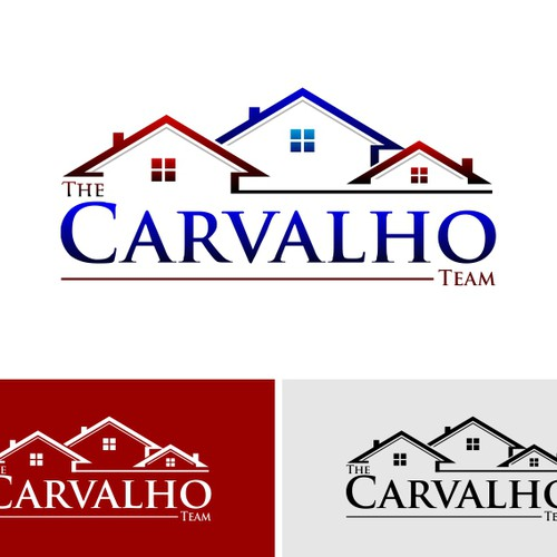 Help The Carvalho Team with a new logo