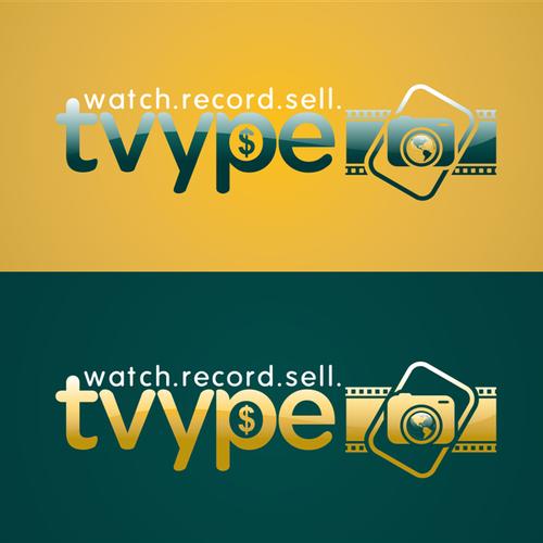 Professional Logo New Media Plattform (News 2.0)