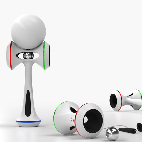 3d Concept for Kendama toy