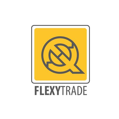 icon or button design for flexytrade.com