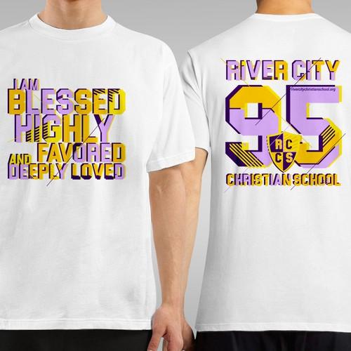 RCCS Warriors Spirit Shirt