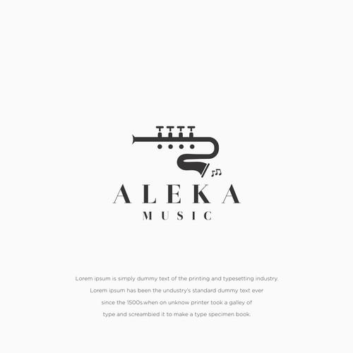Créez un logo puissant pour label de musique urbaine