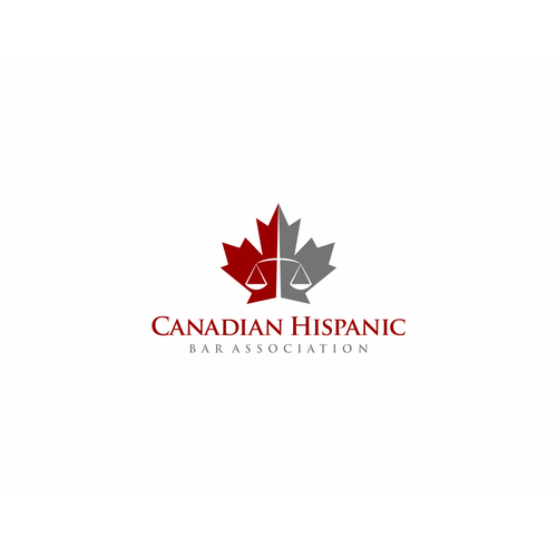 Create a logo for Canadian Hispanic Bar Association