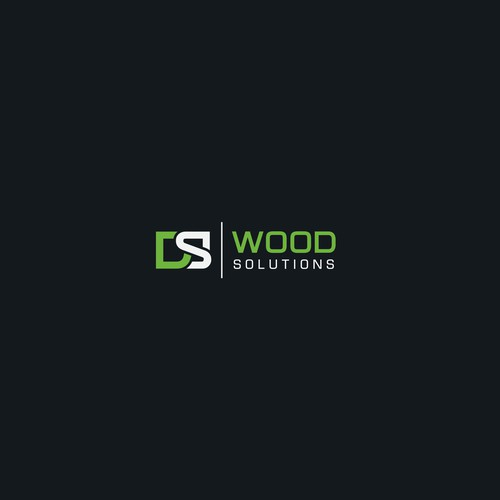 logo for DS Wood Solutions
