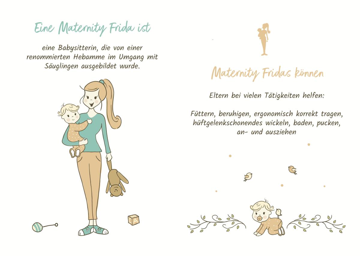 Childcare Flyer for fragfrida