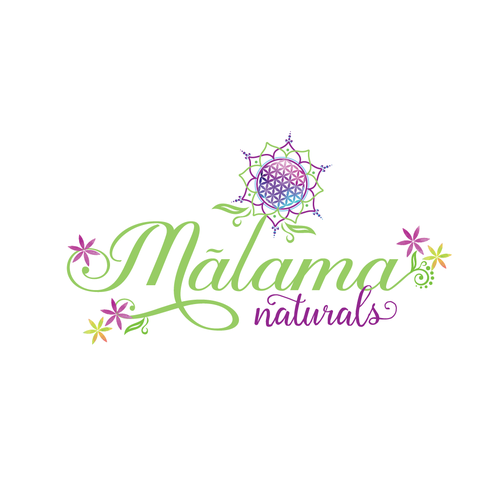 Logo for Natural Health & Beauty Line.