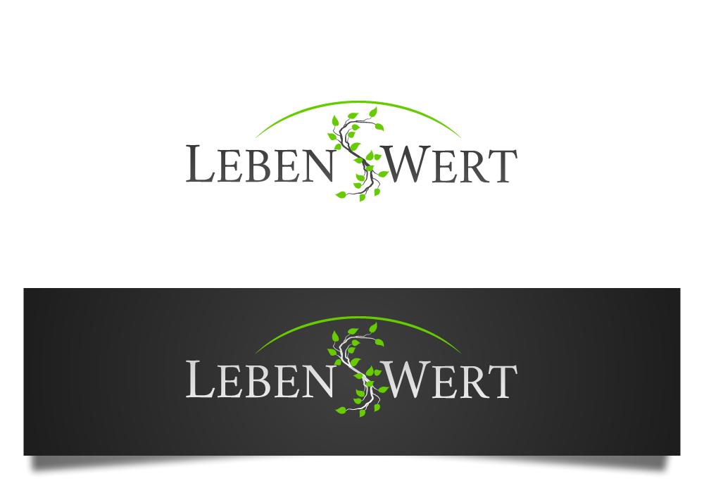Auf der Suche nach einem originellen Logo um Lebenswerte zu erhöhen