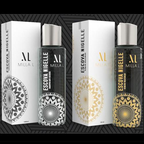 Package Design for Milla L