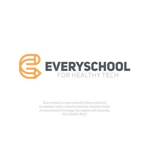 EVERYSCHOOL Logo Design