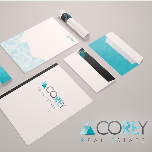 Corey Logo Design