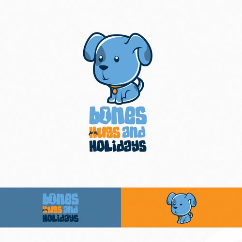 Create a logo for a Doggy Daycare