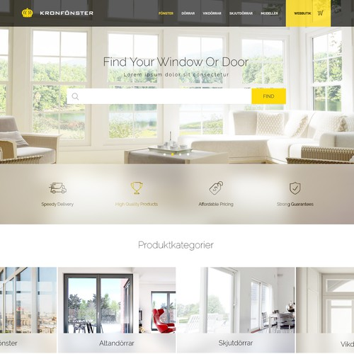 Sweden Windows Company