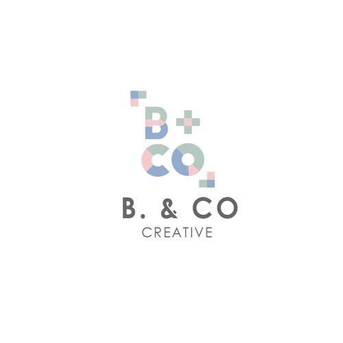 B. and co creative