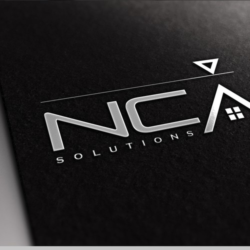 Logo concept for architecture studio